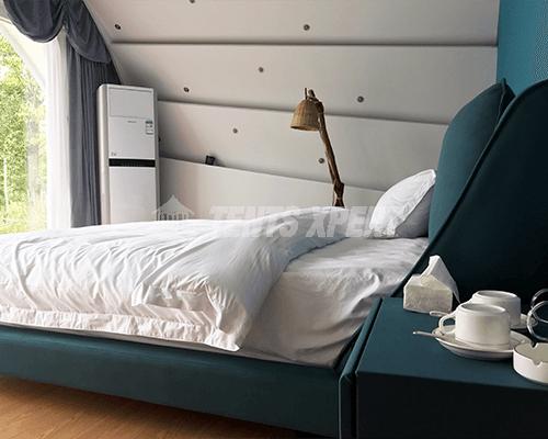 Cocoon House Tent bedroom 02